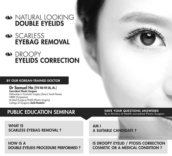 Eyes Surgery Public Education Seminar